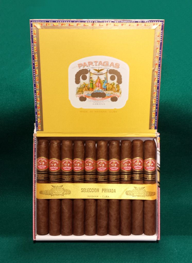 Partagas Seleccion Privada 10s