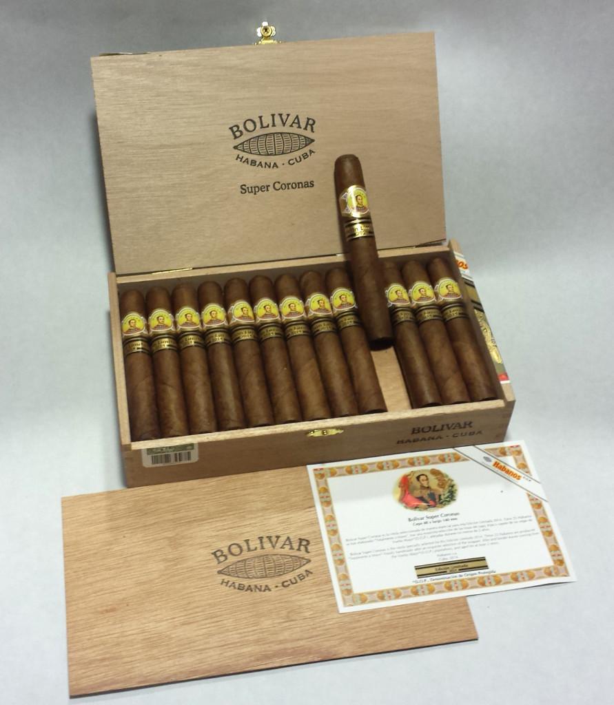 Bolivar Super Corona Ed. 2014 25's
